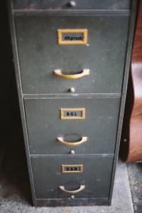 Filing cabinet VAR